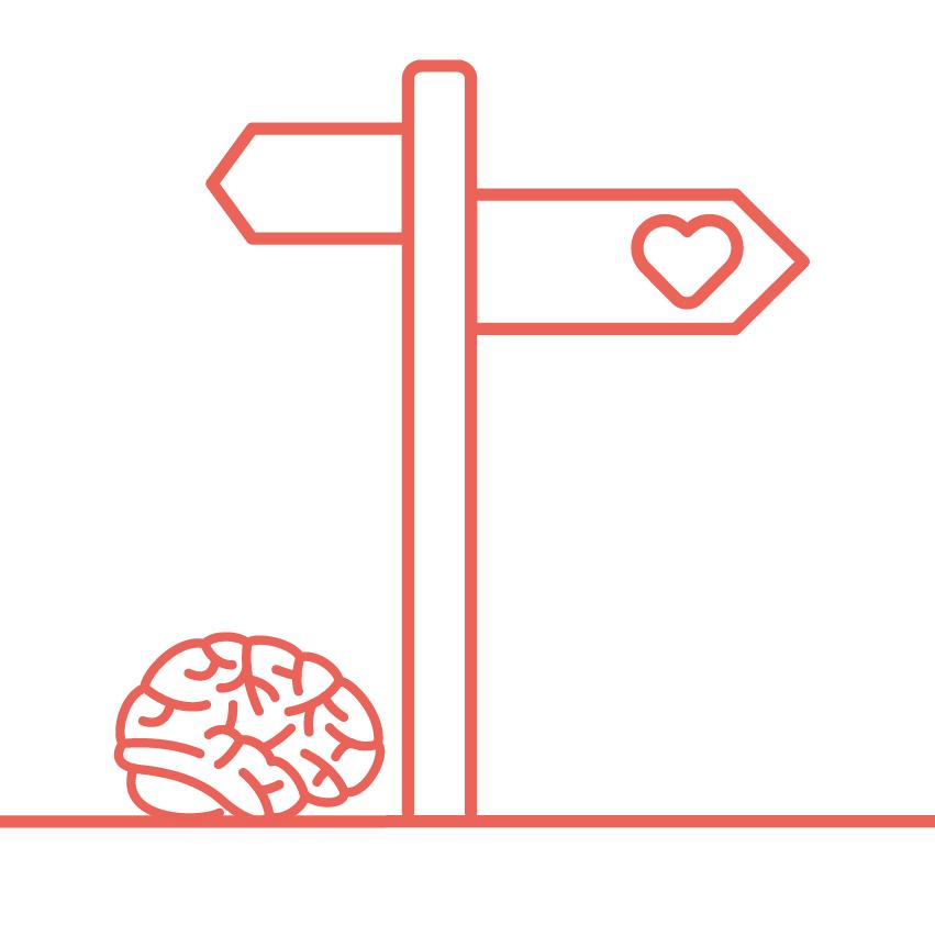 Suivez votre cœur mais prenez votre cerveau avec vous (aider les rêveurs à concrétiser et les pragmatiques à rêver)